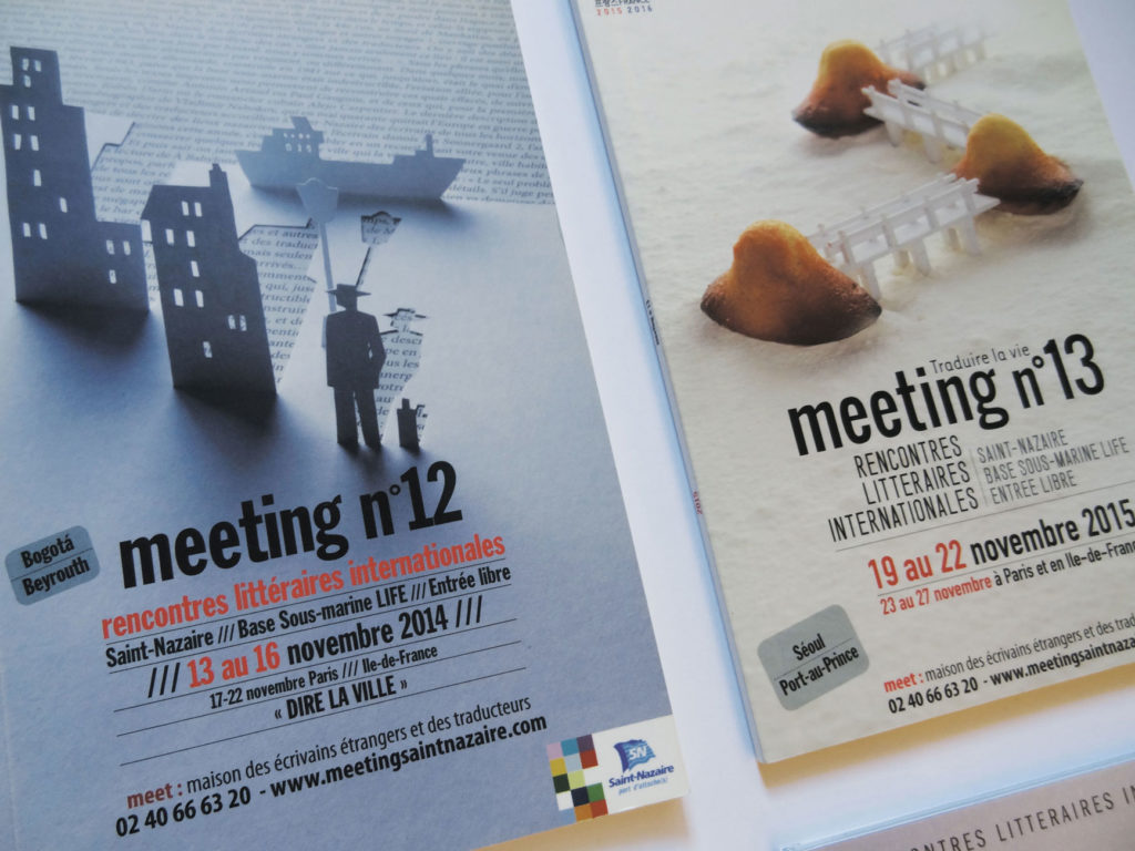Meeting affiches