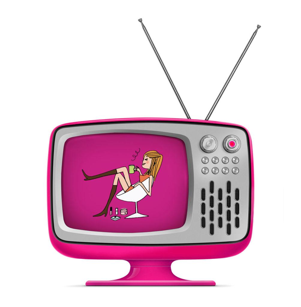 La Potagère télévision